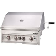 Sunstone Grills 34'' Gas Grill w/ 4 Burners Infrared; Propane