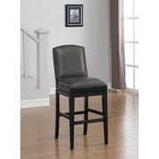 American Heritage Fortuna Swivel Counter Stool with Cushion