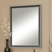 Sagehill Harper 30'' X 38'' Framed Floating Glass Mirror