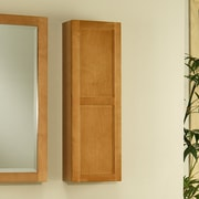 Sagehill Lincoln Street 12'' W x 36'' H Wall Mounted Cabinet