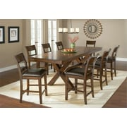 Hillsdale Park Avenue 9 Piece Counter Height Dining Set