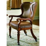 Hooker Furniture Waverly Place Tall Back Back Arm Chair