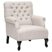 TOV York Club Chair; Beige
