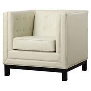 TOV Zoe Club Chair; Cream