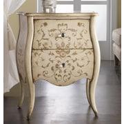 Hooker Furniture Melange Ariana Hand Painted 2 Drawer Chest