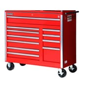 International Tech Series 43.25''W 11-Drawer Tool Chest; Red