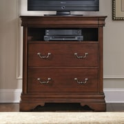 Liberty Furniture Carriage Court 2 Drawer Media Chest