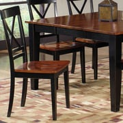 Progressive Furniture Cosmo Side Chair (Set of 2)