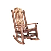 Montana Woodworks  Homestead Rocking Chair; Stained and Lacquered