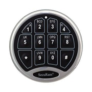 Blue Dot Safes B Rated Lock Floor Safe 2.37 CuFt; Basic Electronic Keypad and Lock