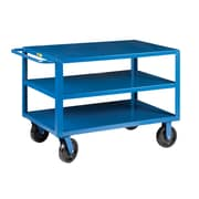 Little Giant USA 30'' x 53.5'' Extra Heavy Duty Utility Cart
