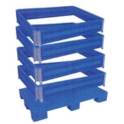 Vestil 2.5 K Multi Height Container