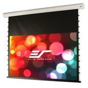 Elite Screens Starling White Electric Projection Screen; 150'' diagonal