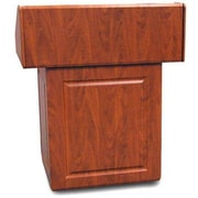 VFI Executive Multimedia Podium; Crystal White