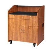 VFI Multimedia Podium; Maple