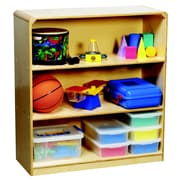 Korners 3 Shelves Storage Cabinet