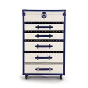 Zentique Inc. Adalyn 5 Drawer Cabinet