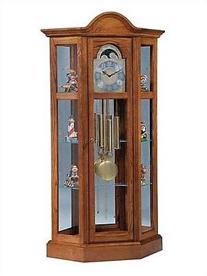 Ridgeway Traditional Richardson Ii Curio Clock image