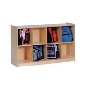 Steffy Classroom Storage Cabinet; 8