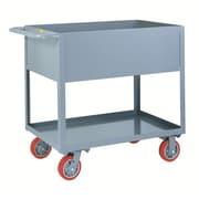 Little Giant USA 24'' x 41.5'' Deep Shelf Steel Utility Cart
