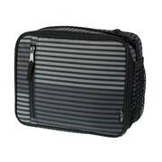 PACKiT Freezable Classic Lunch Bag, Gray Stripe (PKT-CB-STR)