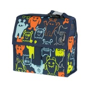 PACKiT Freezable Mini Lunch Bag, Monsters 2.0 (PKT-MC-MNS)