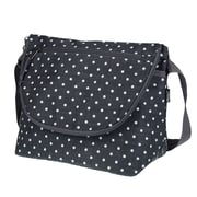 PACKiT Freezable Uptown Lunch Bag, Polka Dot (PKT-UT-POL)