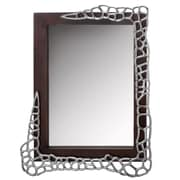 Modern Day Accents Colmena Honeycomb Wall Mirror