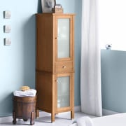 Ronbow Contemporary 18.88'' x 64.94'' Free Standing Linen Tower
