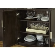 Liberty Furniture Bunching Shelf Curio Cabinet