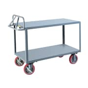 Little Giant USA 30'' x 65.5'' Ergonomic Utility Cart