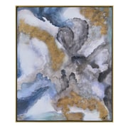 Ren-Wil Winter Storm by Patrick Framed Painting Print on Wrapped Canvas