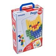 "Miniland Educational Pegs: (3/4"" ) , Multicolor (31824)"