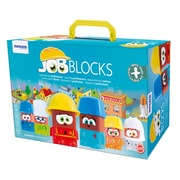 Miniland Educational Job Blocks, Multicolor, (32340)