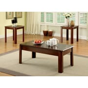 Hokku Designs Montfort 3 Piece Coffee Table Set