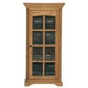 Eagle Furniture Manufacturing Oak Ridge Audio Cabinet; Unfinished