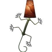 Eangee Home Design Gecko Wall Sconce -Burgundy (396-Xbu)
