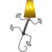 Eangee Home Design Gecko Wall Sconce -Yellow (396-Xy)