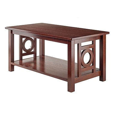 Winsome – Table à café Ollie, fini noyer, (94037)