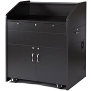 VFI Multimedia Podium; Black