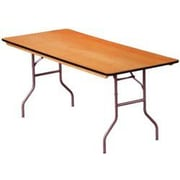 Advanced Seating Rectangular Folding Table; 96'' x 30''