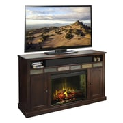 Legends Furniture Fire Creek TV Stand with Electric Fireplace