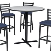 Premier Hospitality Furniture Pub Table; Wild Cherry