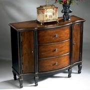 Butler Artist's Originals Console Cabinet in Cafe Noir