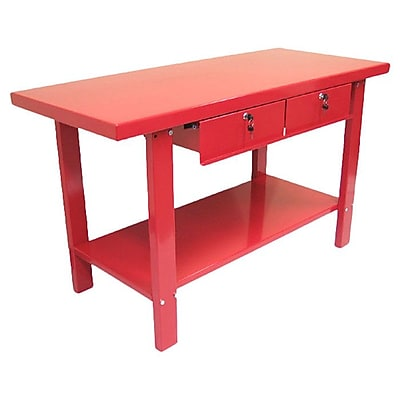 Excel Steel Top Workbench
