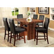 Hokku Designs Carroll 7 Piece Counter Height Pub Set