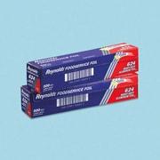 Reynolds Packaging 18'''' x 1000 ft Heavy Duty Aluminum Foil Roll in Silver