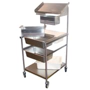 PVIFS Bread and Batter Stations Serving Cart
