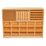 Childcraft Durable Store-and-Stack Storage Unit