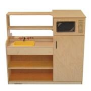 Childcraft Mobile Island Play Kitchen